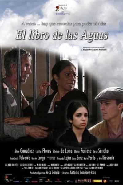 Caratula, cartel, poster o portada de El libro de las aguas