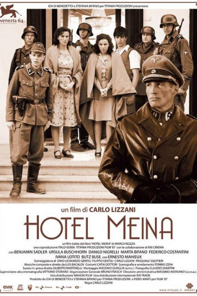 Caratula, cartel, poster o portada de Hotel Meina
