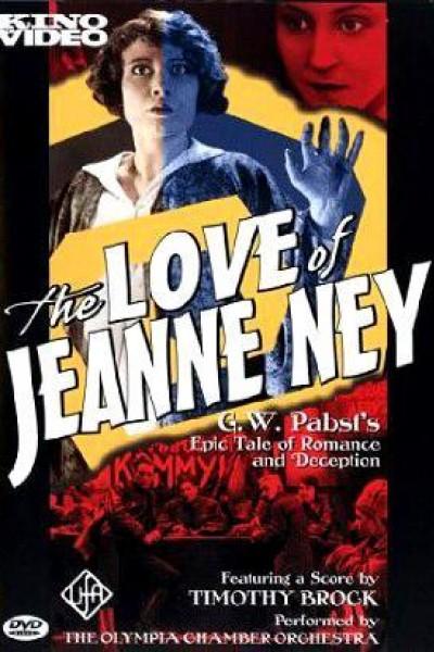 Caratula, cartel, poster o portada de El amor de Jeanne Ney