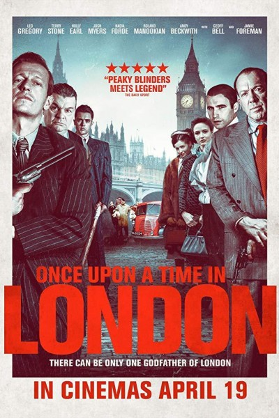Caratula, cartel, poster o portada de Once Upon a Time in London