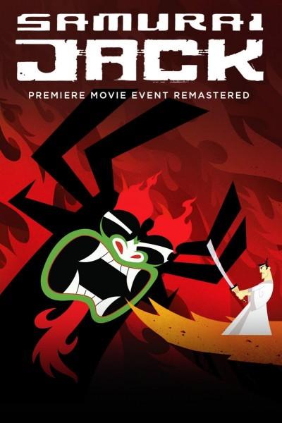 Caratula, cartel, poster o portada de Samurai Jack: The Premiere Movie