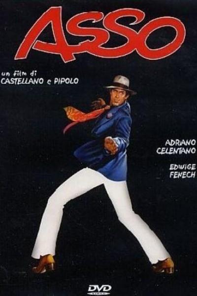 Caratula, cartel, poster o portada de El as
