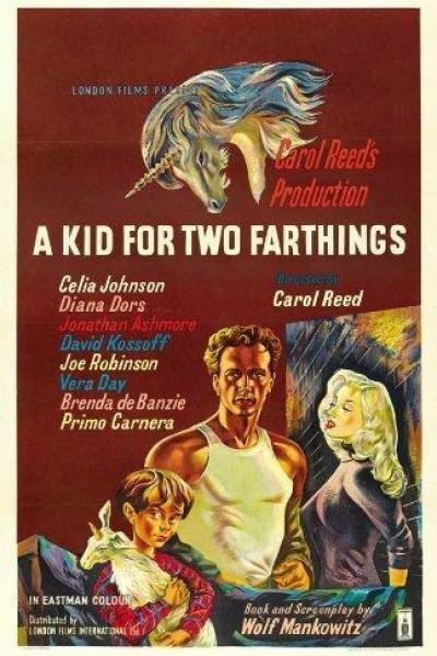 Caratula, cartel, poster o portada de El niño y el unicornio