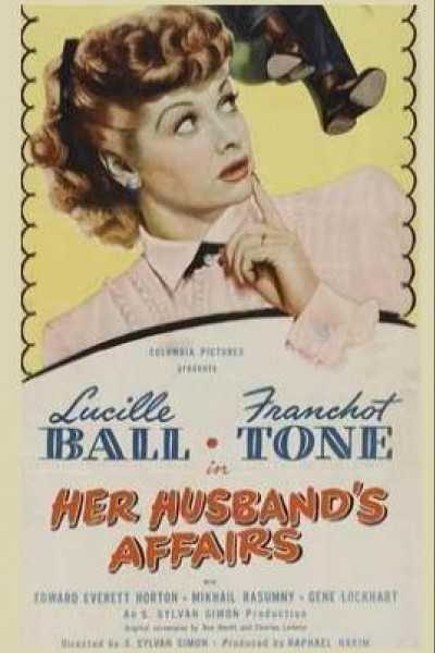 Caratula, cartel, poster o portada de Her Husband\'s Affairs