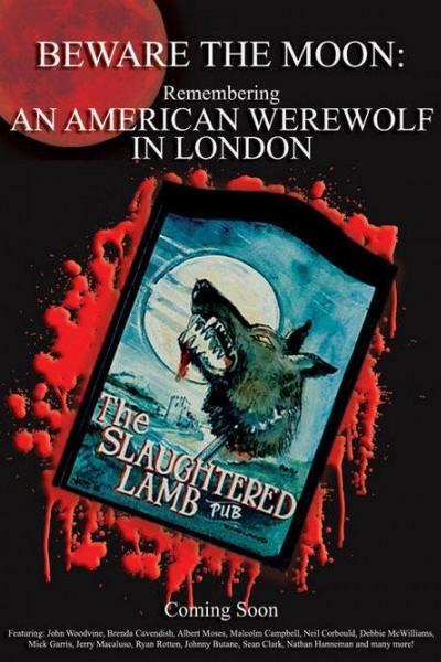 Caratula, cartel, poster o portada de Cuidado con la luna: Recordando \'Un hombre lobo americano en Londres\'