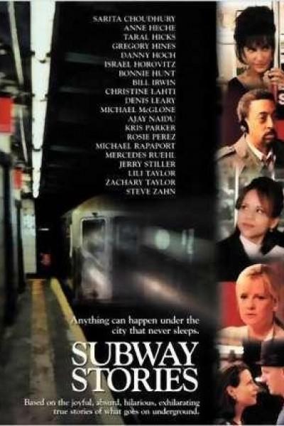 Caratula, cartel, poster o portada de Historias del metro