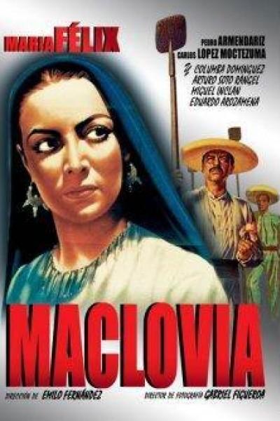 Caratula, cartel, poster o portada de Maclovia