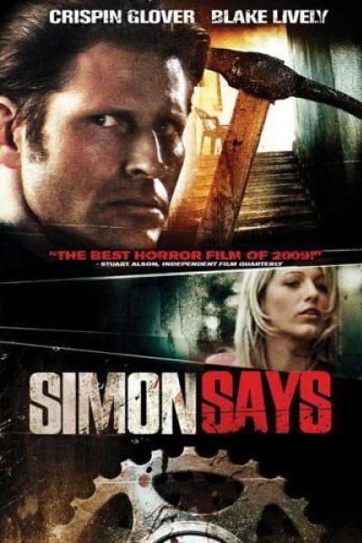 Caratula, cartel, poster o portada de Simon Says