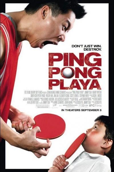 Caratula, cartel, poster o portada de Ping Pong Playa