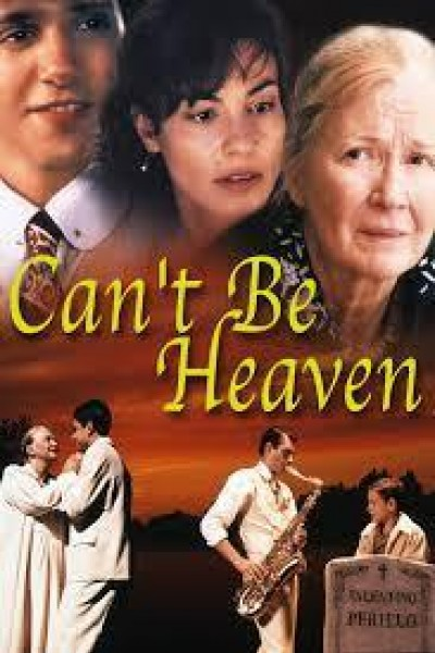 Caratula, cartel, poster o portada de No puede ser el Cielo