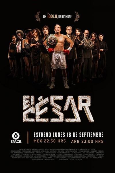 Caratula, cartel, poster o portada de El César