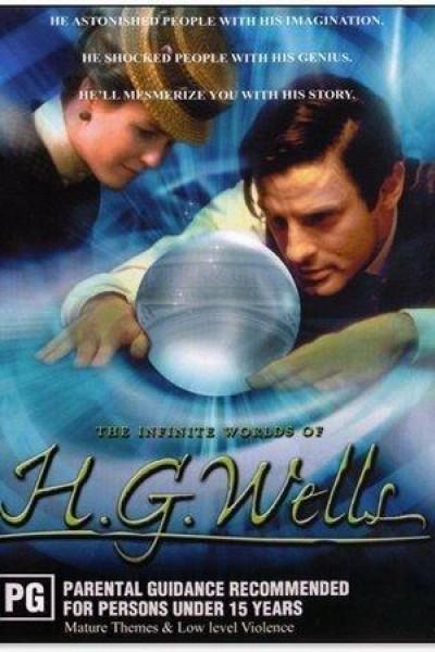 Caratula, cartel, poster o portada de The Infinite Worlds of H.G. Wells