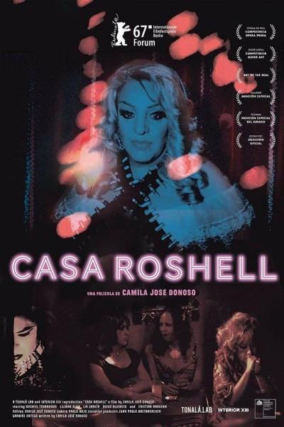 Caratula, cartel, poster o portada de Casa Roshell