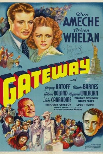 Caratula, cartel, poster o portada de Gateway