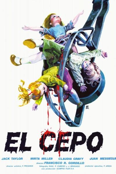 Caratula, cartel, poster o portada de El cepo