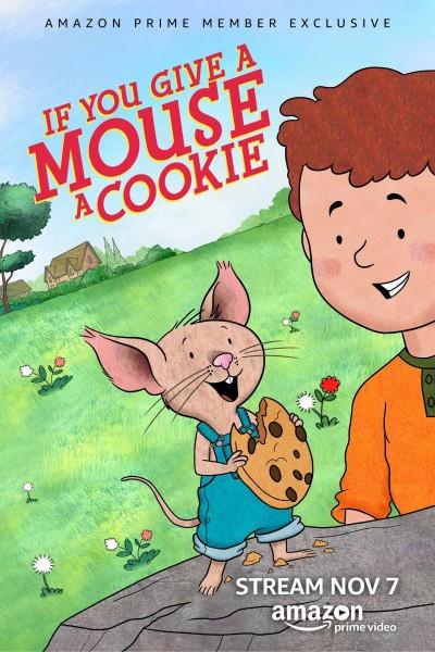 Caratula, cartel, poster o portada de Si a un ratón le das galletas