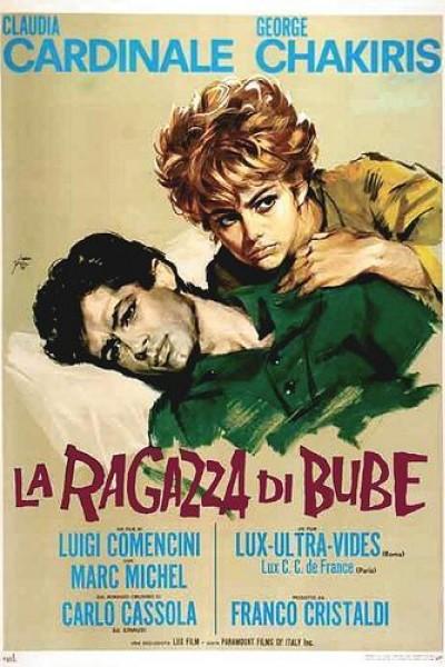 Caratula, cartel, poster o portada de La chica de Bube