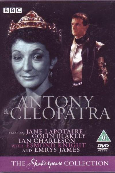 Caratula, cartel, poster o portada de Antonio y Cleopatra