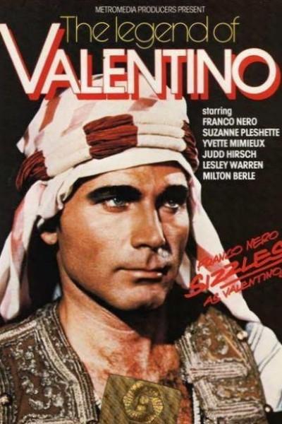 Caratula, cartel, poster o portada de La leyenda de Valentino