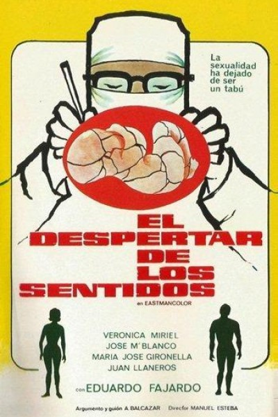 Caratula, cartel, poster o portada de El despertar de los sentidos