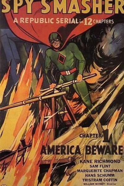 Caratula, cartel, poster o portada de Spy Smasher