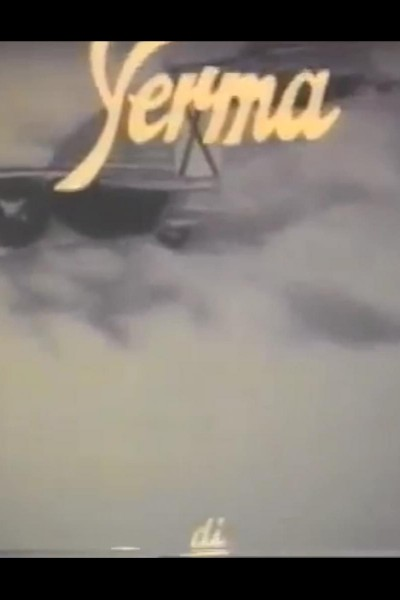 Caratula, cartel, poster o portada de Yerma