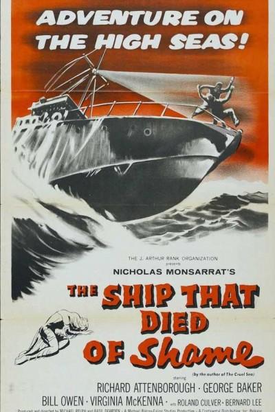Caratula, cartel, poster o portada de The Ship That Died of Shame