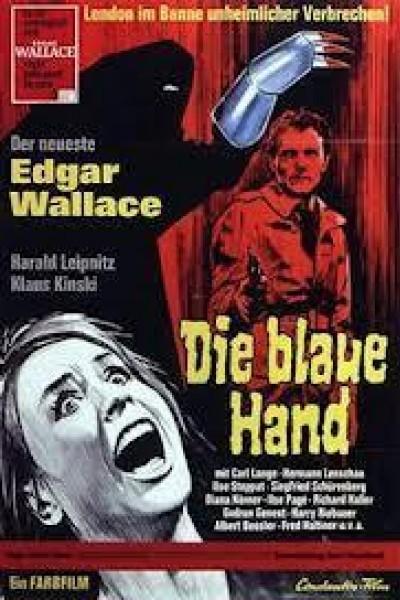 Caratula, cartel, poster o portada de Creature with the Blue Hand