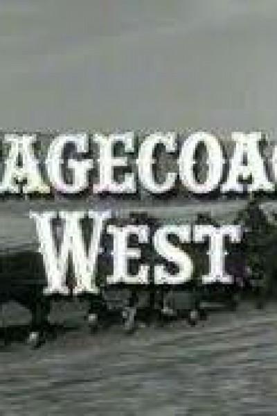 Caratula, cartel, poster o portada de Stagecoach West