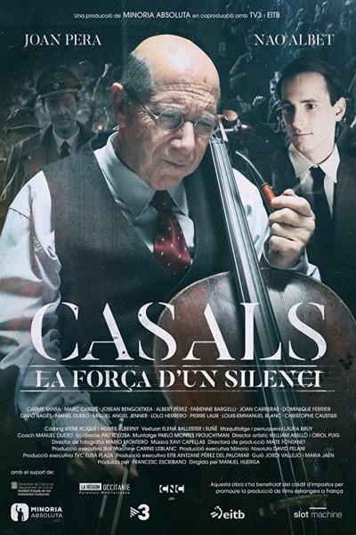 Caratula, cartel, poster o portada de La fuerza de un silencio
