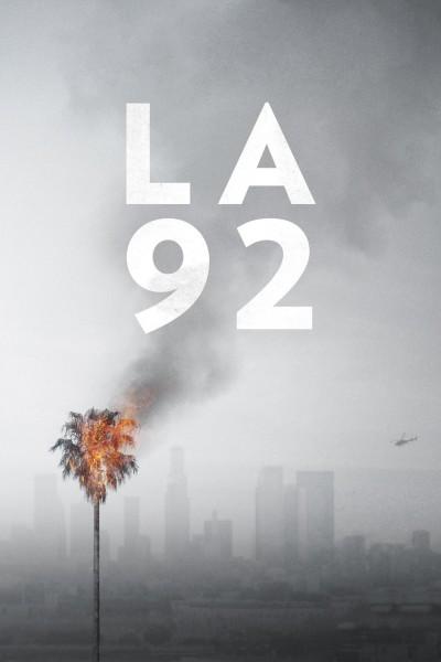 Caratula, cartel, poster o portada de LA 92