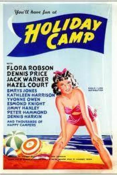 Caratula, cartel, poster o portada de Holiday Camp
