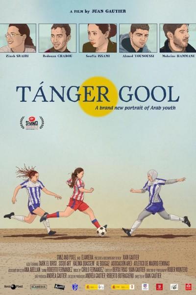 Caratula, cartel, poster o portada de Tánger Gool