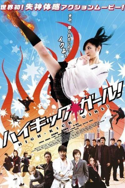 Caratula, cartel, poster o portada de High Kick Girl!