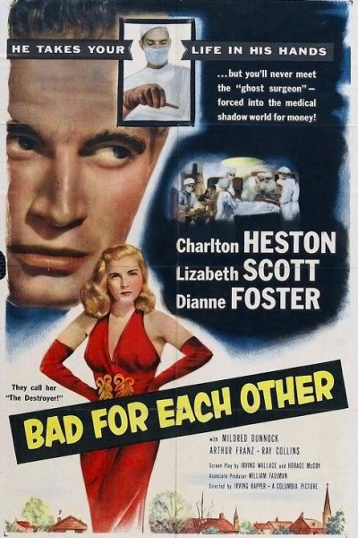 Caratula, cartel, poster o portada de Bad for Each Other