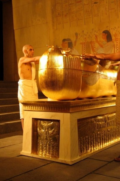 Caratula, cartel, poster o portada de Egipto 3D: Secretos de las momias