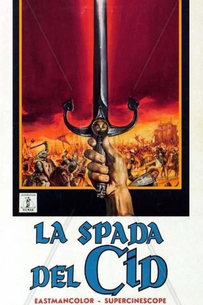 Caratula, cartel, poster o portada de Las hijas del Cid