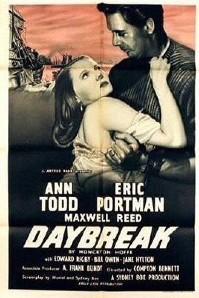 Caratula, cartel, poster o portada de Daybreak