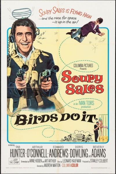 Caratula, cartel, poster o portada de Birds Do It