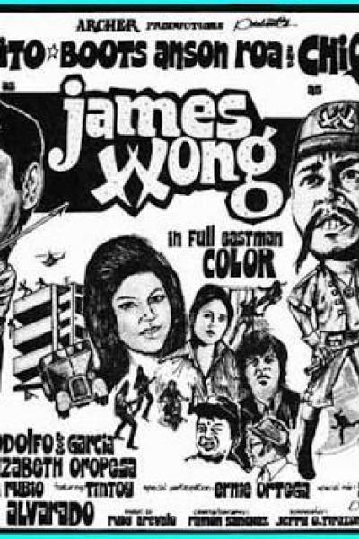 Caratula, cartel, poster o portada de James Wong