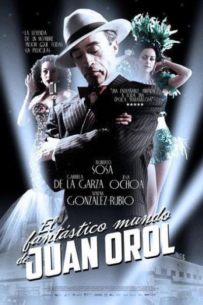 Caratula, cartel, poster o portada de El fantástico mundo de Juan Orol
