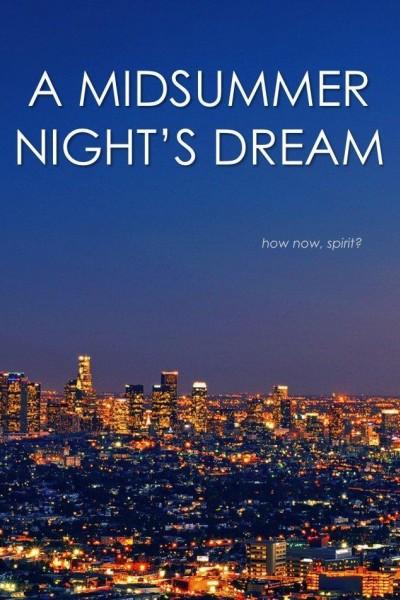 Caratula, cartel, poster o portada de A Midsummer Night\'s Dream