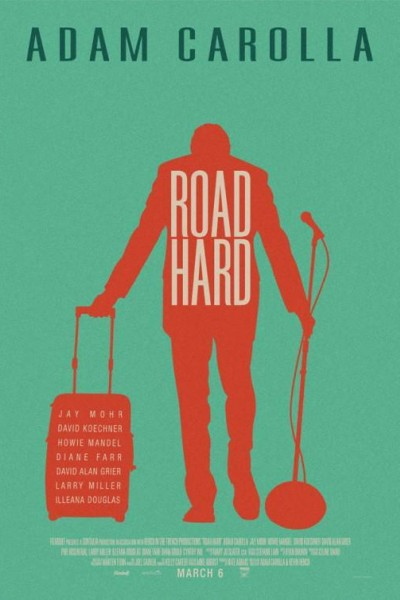 Caratula, cartel, poster o portada de Road Hard