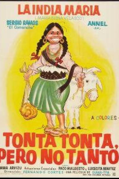 Caratula, cartel, poster o portada de Tonta tonta, pero no tanto