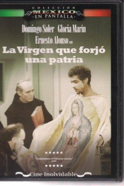 Caratula, cartel, poster o portada de La virgen que forjó una patria