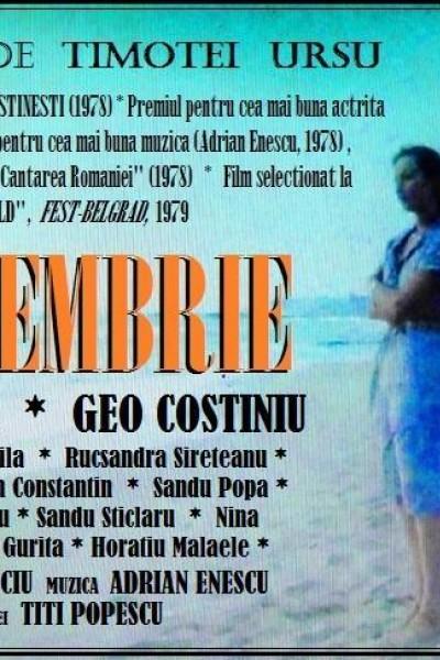 Caratula, cartel, poster o portada de September