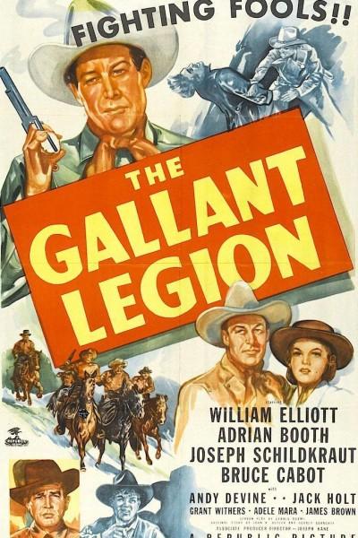 Caratula, cartel, poster o portada de The Gallant Legion
