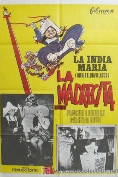 Caratula, cartel, poster o portada de La madrecita