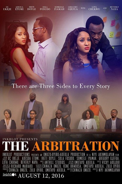 Caratula, cartel, poster o portada de The Arbitration
