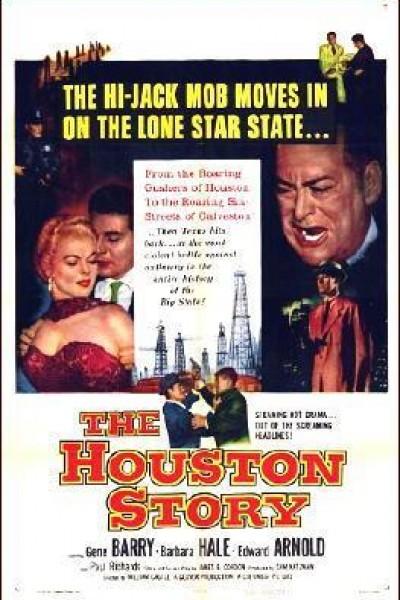 Caratula, cartel, poster o portada de Conspiración en Houston